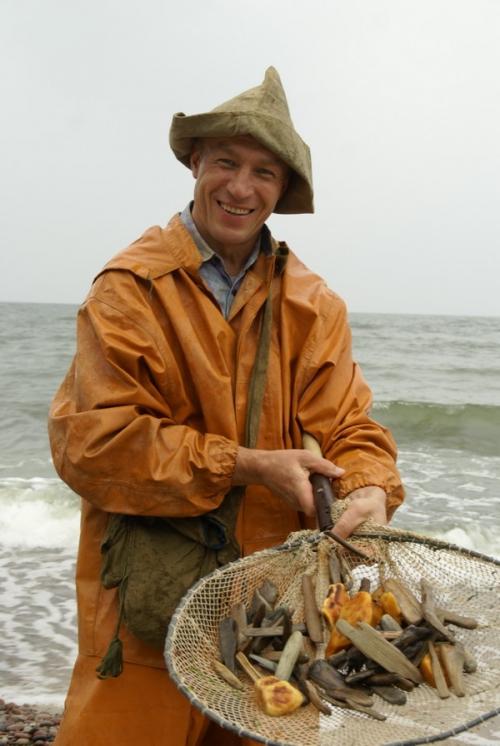бурштин рыбалка